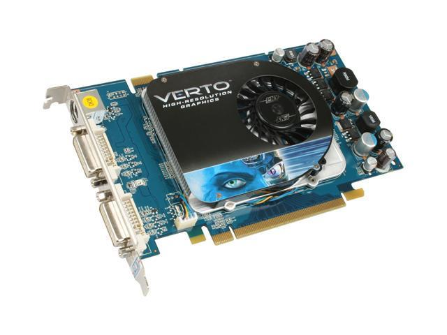 PNY GeForce 8600 GT DirectX 10 VCG86512GXWB Video Card