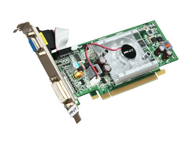 PNY GeForce 9400 GT DirectX 10 VCG941024GXEB Video Card