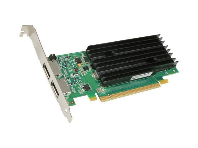 PNY Quadro NVS 295 VCQ295NVS-X16-PB 256MB 64-bit GDDR3 PCI Express 2.0 x16 Low Profile Ready Workstation Video Card