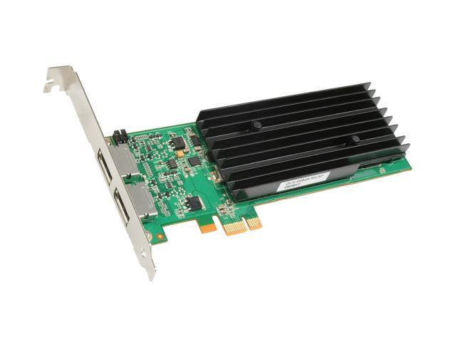 PNY Quadro NVS 295 VCQ295NVS-X1-PB 256MB 64-bit GDDR3 PCI Express 2.0 x1 Workstation Video Card