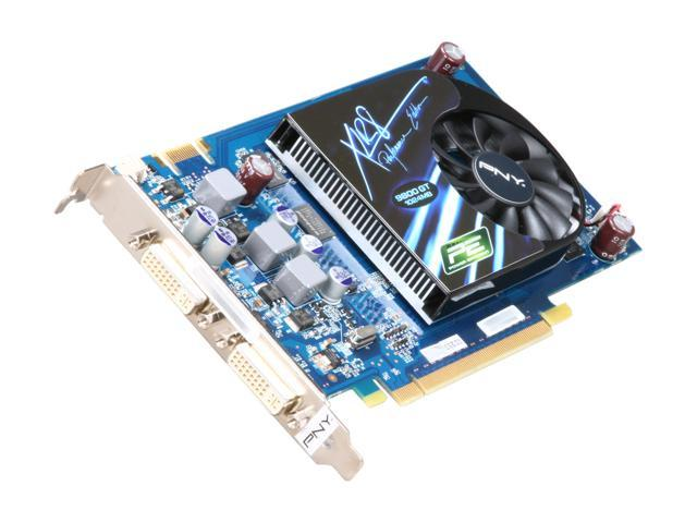 PNY GeForce 9800 GT DirectX 10 VCG98GTEE1XPB Video Card