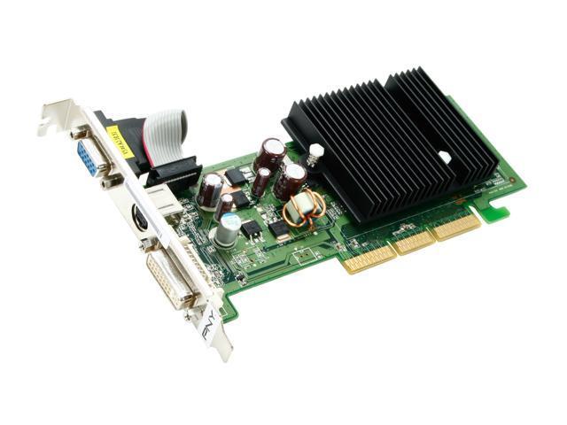 PNY GeForce 6200 DirectX 9 VCG62512AEB Video Card