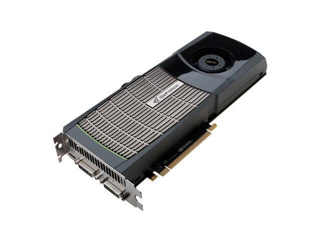 PNY XLR8 GeForce GTX 480 (Fermi) DirectX 11 VCGGTX480XPB 1536MB 384-Bit GDDR5 PCI Express 2.0 x16 HDCP Ready SLI Support Video Card