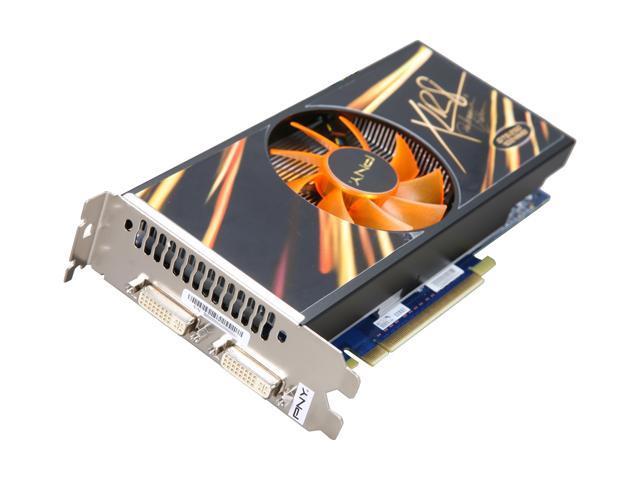 PNY XLR8 GeForce GTS 250 DirectX 10 VCGGTS2501LXPB 1GB 256-Bit GDDR3 PCI Express 2.0 x16 HDCP Ready SLI Support Video Card