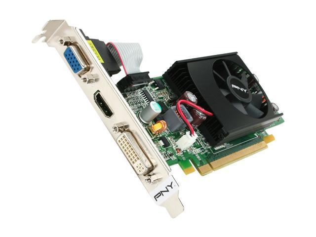 PNY GeForce GT 220 DirectX 10.1 RVCGGT2201XXB Video Card