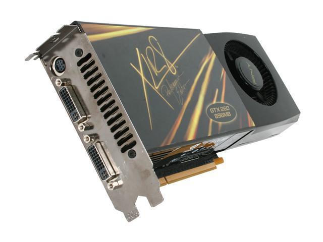 PNY GeForce GTX 260 DirectX 10 RVCGGTX260XXB Video Card