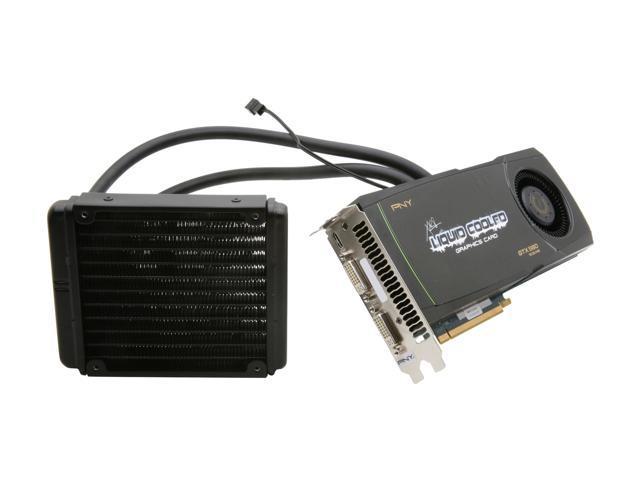 PNY XLR8 GeForce GTX 580 (Fermi) DirectX 11 VCGGTX580XPB-LC Video Card