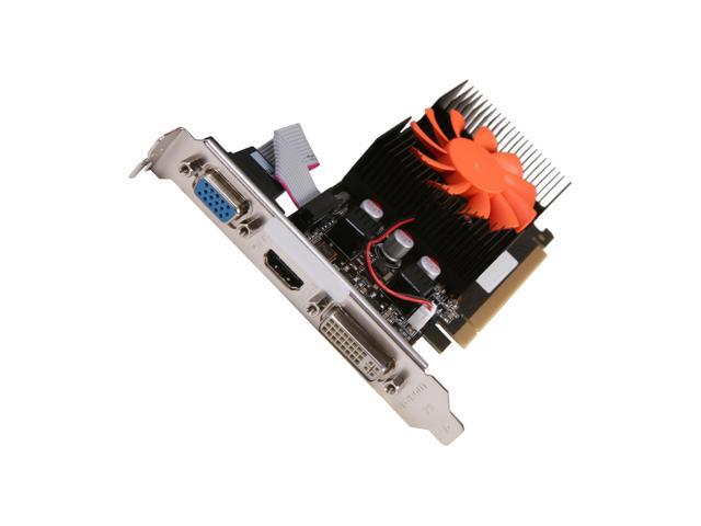 PNY GT 400 GeForce GT 430 (Fermi) DirectX 11 VCGGT4302XPB 2GB 128-Bit DDR3 PCI Express 2.0 x16 HDCP Ready Plug-in Card Video Card