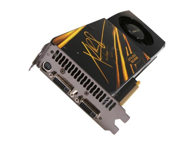 PNY GeForce GTX 285 DirectX 10 RVCGGTX285XXB 1GB GDDR3 PCI Express 2.0 x16 Video Card