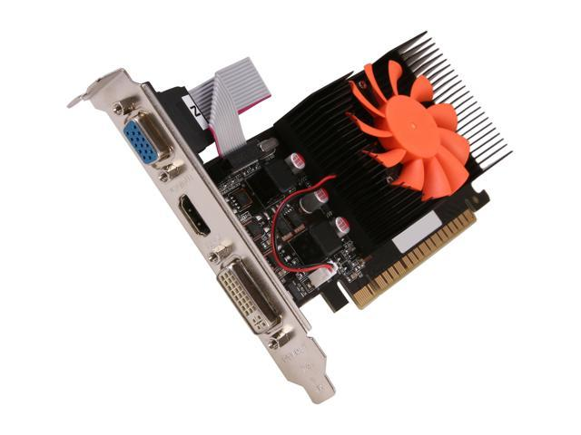 PNY GeForce GT 620 DirectX 11 VCGGT620XPB Video Card