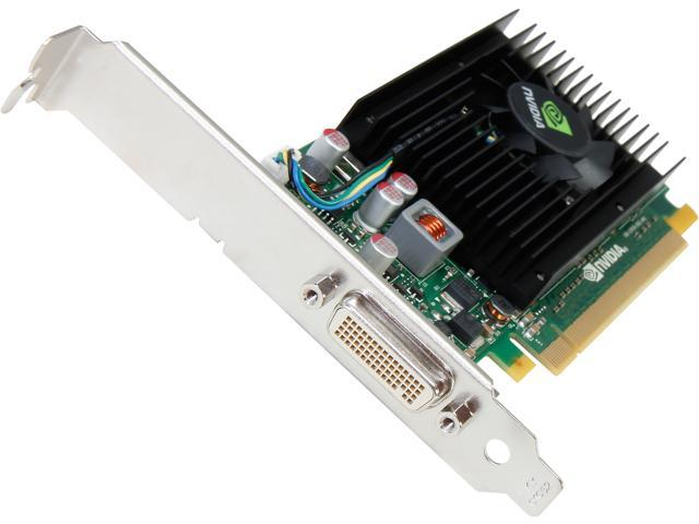 PNY NVS 315 VCNVS315DVI-PB 1GB 64-bit DDR3 PCI Express 2.0 x16 Low Profile Workstation Video Card