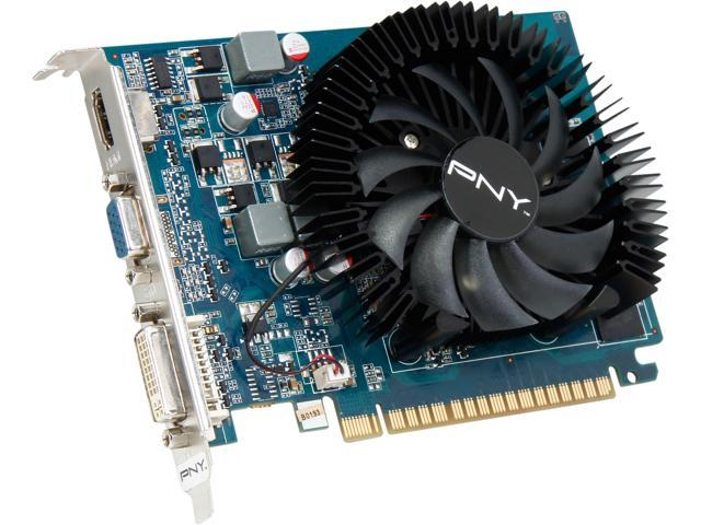 PNY GeForce GT 630 DirectX 11 RVCGGT6302XXB Video Card