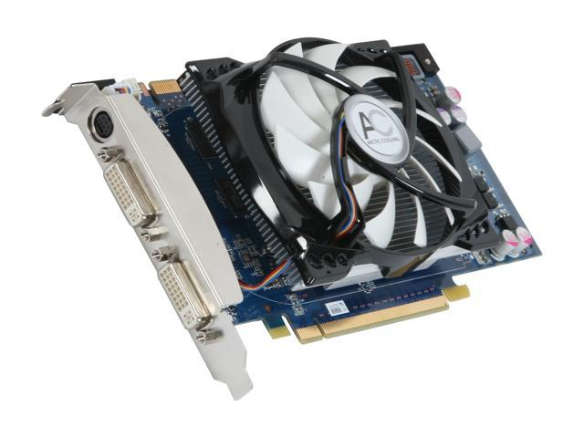 ECS GeForce 9800 GT DirectX 10 N9800GTE-1GMU-F Video Card