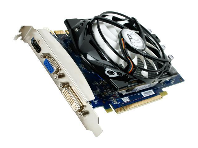 ECS GeForce GTS 250 DirectX 10 NGTS250E-1GQU-F 1GB 256-Bit DDR3 PCI Express 2.0 x16 HDCP Ready SLI Support Video Card