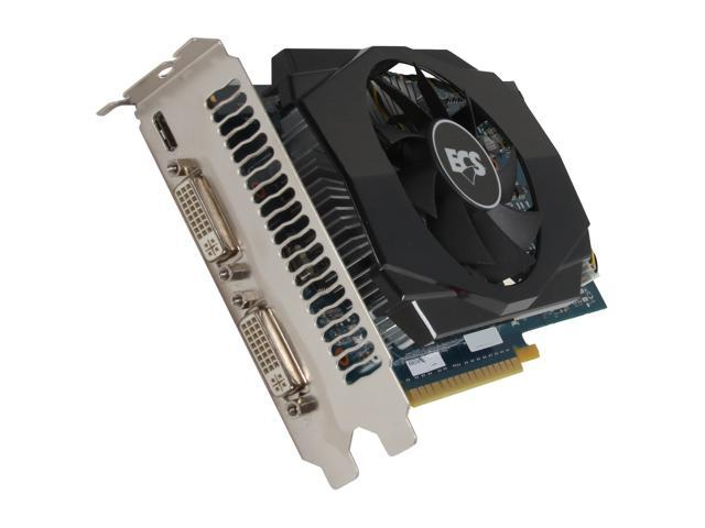 ECS GeForce GTX 550 Ti (Fermi) DirectX 11 NGTX550TI-1GPLI-F1 Video Card