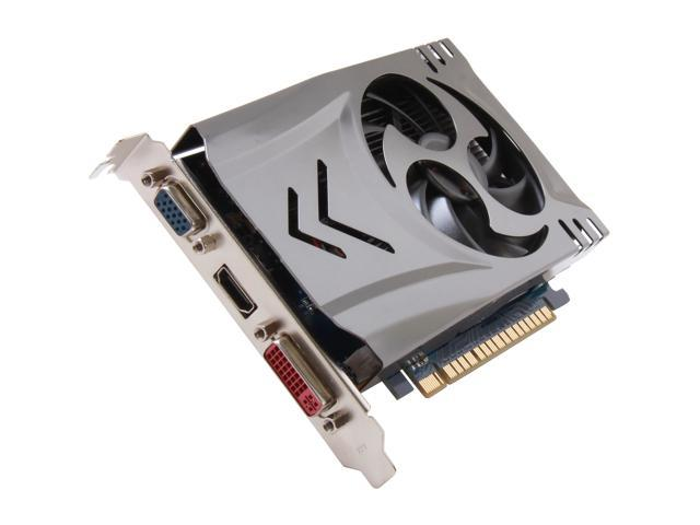 ECS GeForce GT 630 DirectX 11 GT630A-1GR3-QFT Video Card