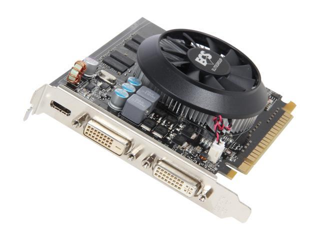 ECS GeForce GT 640 DirectX 11 EGT640A-2GR3-YBF(v1.0) Video Card