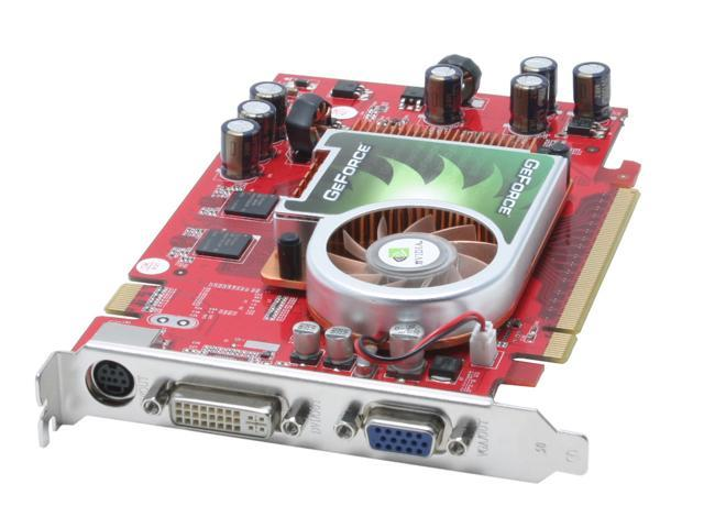 AOpen GeForce 6600GT DirectX 9 90.05210.603 128MB 128-Bit GDDR3 PCI Express x16 SLI Support Video Card