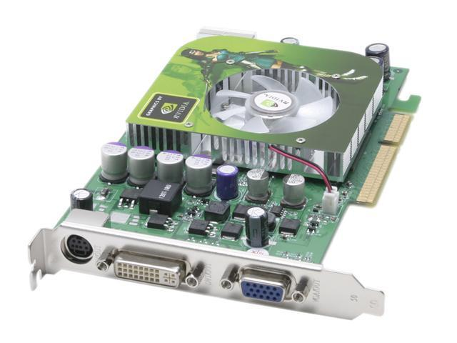 AOpen GeForce 6600GT DirectX 9 90.05210.616 Video Card