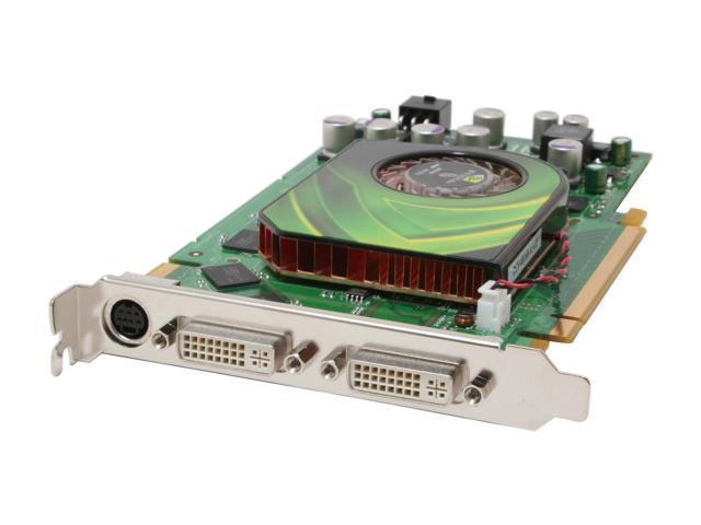 ZOGIS GeForce 7950GT DirectX 9 ZO795GT-E 512MB 256-Bit GDDR3 PCI Express x16 SLI Support Video Card