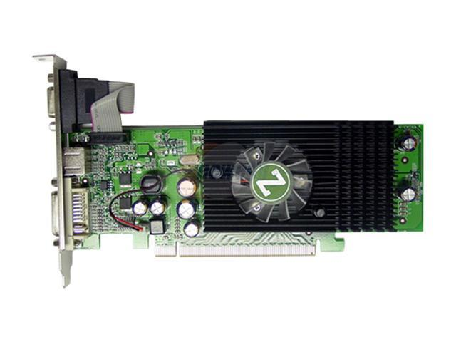 ZOGIS GeForce 8400 GS DirectX 10 Video Card