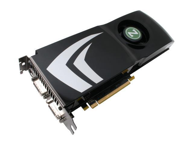 ZOGIS GeForce 9800 GTX(G92) DirectX 10 ZO98GTX-E 512MB 256-Bit GDDR3 PCI Express 2.0 x16 HDCP Ready SLI Support Video Card