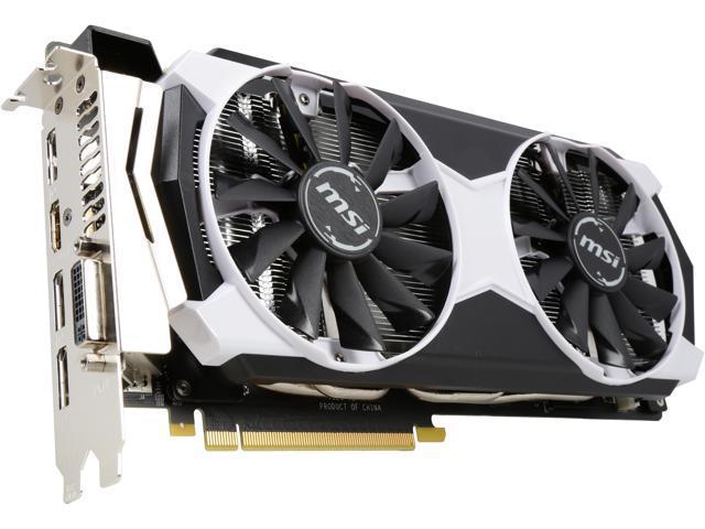 MSI GeForce GTX 980TI 6GD5T OC VR Ready Gamestream to NVIDIA SHIEL