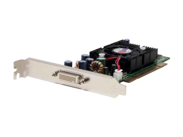JATON GeForce FX 5200 DirectX 9 VIDEO-228PCI-DVI 128MB 64-Bit DDR PCI Low Profile Ready Video Card