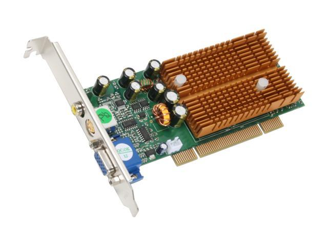 JATON GeForce 6200 DirectX 9 Video-338PCI-128TV Video Card