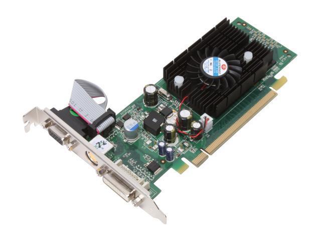 JATON GeForce 7200GS DirectX 9 VIDEO-PX7200GS-256LP 256MB 64-Bit GDDR2 PCI Express x16 Low Profile Ready Video Card