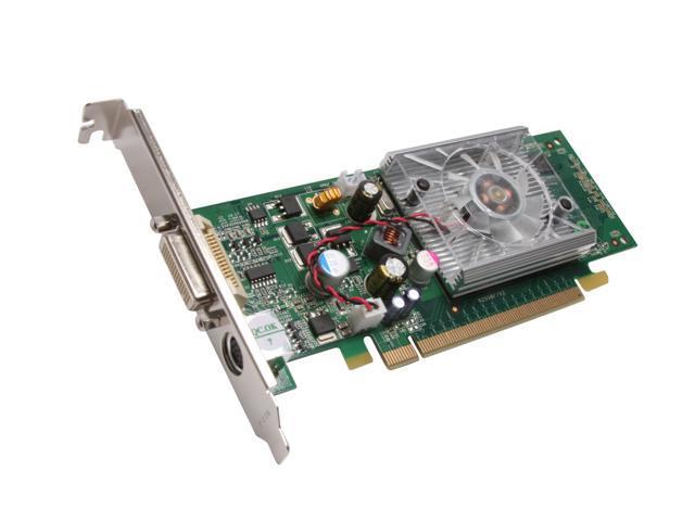 JATON GeForce 8400 GS DirectX 10 Video-PX558-DLP Video Card