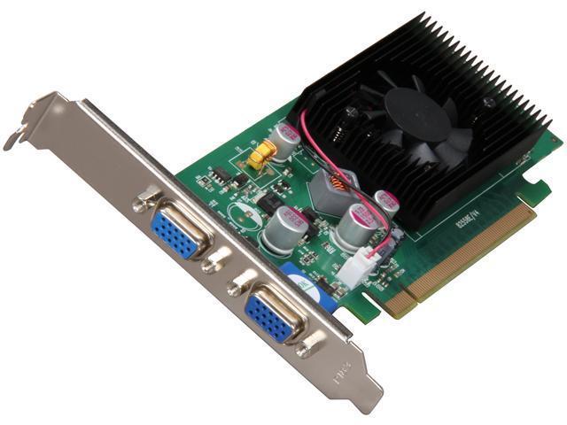 JATON GeForce 8400 GS DirectX 10 VIDEO-PX558-DT 512MB 64-Bit DDR2 PCI Express 2.0 x16 Video Card