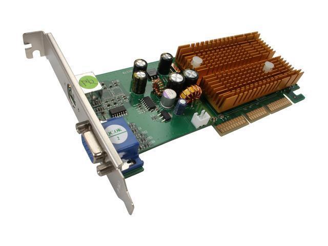JATON GeForce 6200 DirectX 9 3DFORCE6200Twin-LP 256MB 64-Bit DDR2 AGP 4X/8X Low Profile Ready Video Card