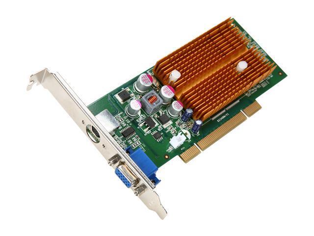 JATON GeForce 6200 DirectX 9 Video-348PCI-LX 256MB 64-Bit DDR2 PCI Low Profile Ready Video Card
