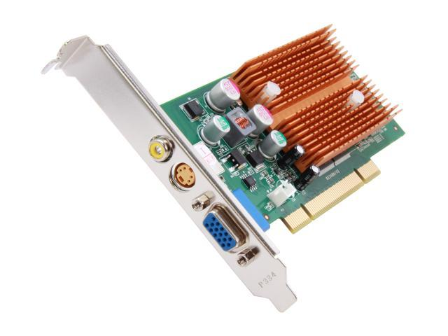 JATON GeForce 6200 DirectX 9 Video-348PCI-256TV Video Card