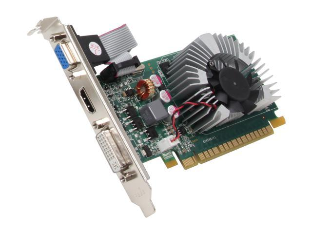 JATON GeForce GT 430 (Fermi) DirectX 11 Video-PX430GT-LX 1GB 128-Bit DDR3 PCI Express 2.0 x16 HDCP Ready Low Profile Video Card