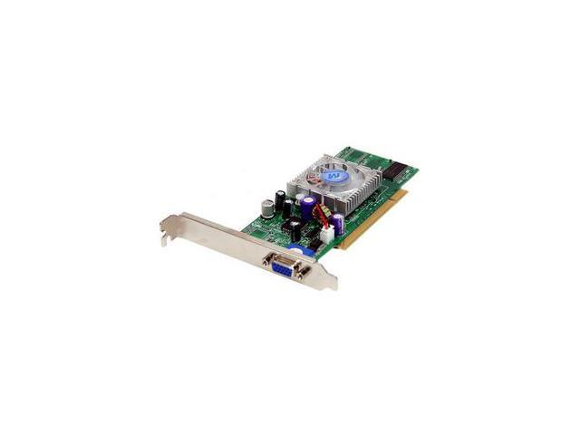 JATON GeForce2 MX400 DirectX 7 VIDEO-118PCI-32DDR 32MB 32-Bit DDR PCI Low Profile Ready Video Card