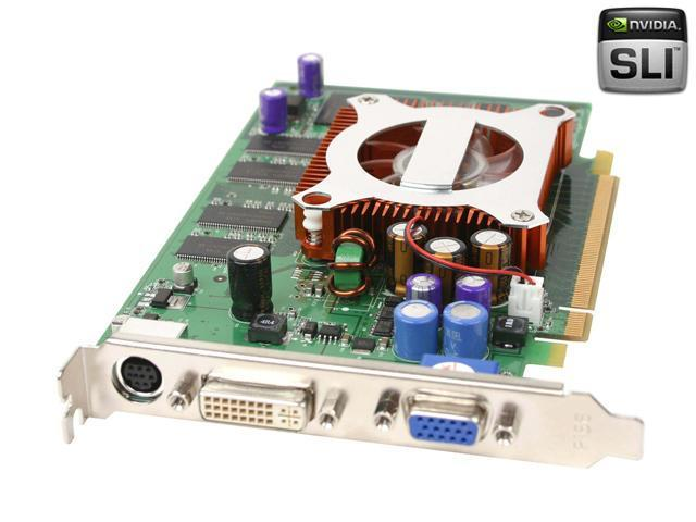 JATON GeForce 6600 DirectX 9 Video-PX6600 Video Card