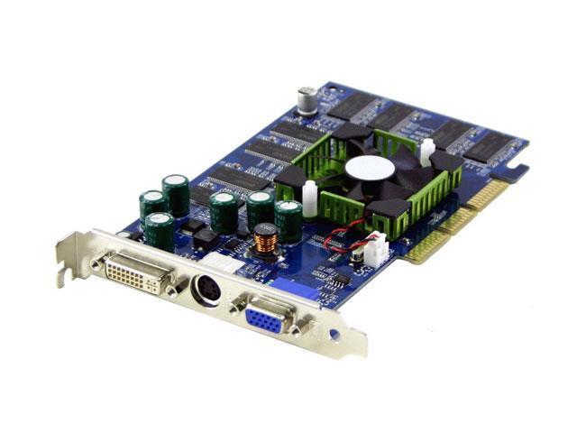 Apollo GeForce FX 5200 DirectX 9 A5200 256MB Video Card
