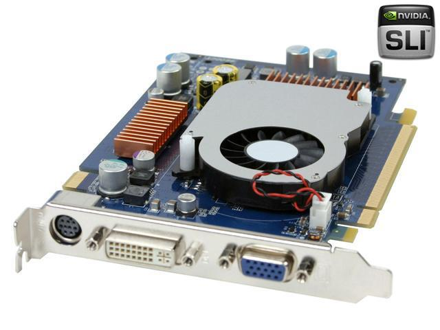 Apollo GeForce 6600GT DirectX 9 GeForce PC6600GT 128MB 128-Bit GDDR3 PCI Express x16 SLI Support Video Card