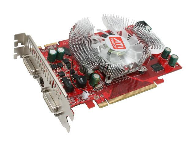 Apollo Radeon HD 3850 DirectX 10.1 XHD3850PG3-E3R 512MB 256-Bit GDDR3 PCI Express 2.0 x16 HDCP Ready CrossFireX Support Video Card