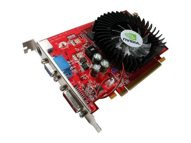 Apollo GeForce 8600 GT DirectX 10 8600GT 512MB Video Card