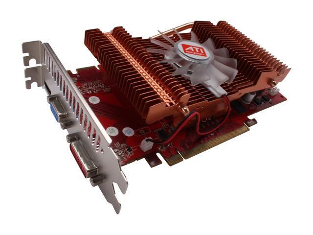 Apollo Radeon HD 4850 DirectX 10.1 AP-HD4850 512MB DDR4 512MB 256-Bit GDDR4 PCI Express 2.0 x16 HDCP Ready CrossFireX Support Video Card