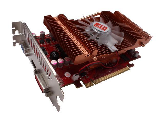 Apollo AP-HD4830 512MB DDR4 Radeon HD 4830 512MB 256-bit GDDR4 PCI Express 2.0 x16 HDCP Ready CrossFireX Supported Video Card