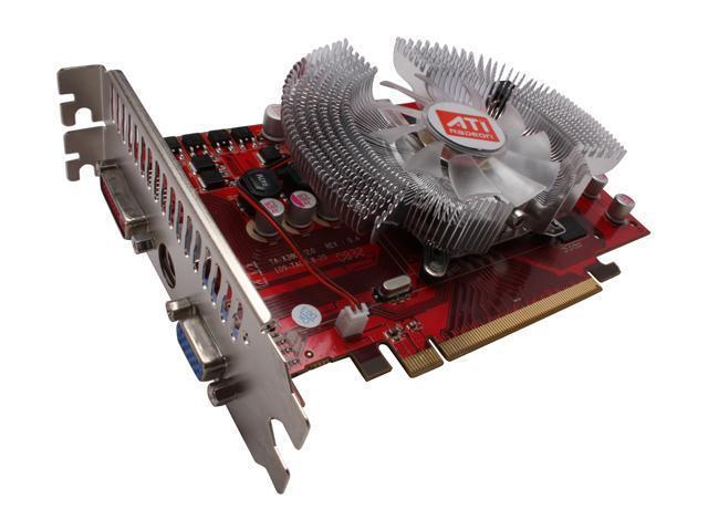 Apollo Radeon HD 3850 DirectX 10.1 AP-HD3850 256MB DDR3 Video Card