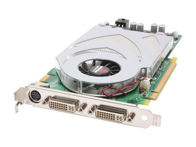 BIOSTAR GeForce 7800GT DirectX 9 VN7800GT 256MB 256-Bit GDDR3 PCI Express x16 SLI Support Video Card