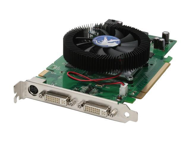 BIOSTAR GeForce 8600 GTS DirectX 10 VR8603TS21 256MB 128-Bit GDDR3 PCI Express x16 HDCP Ready SLI Support Video Card