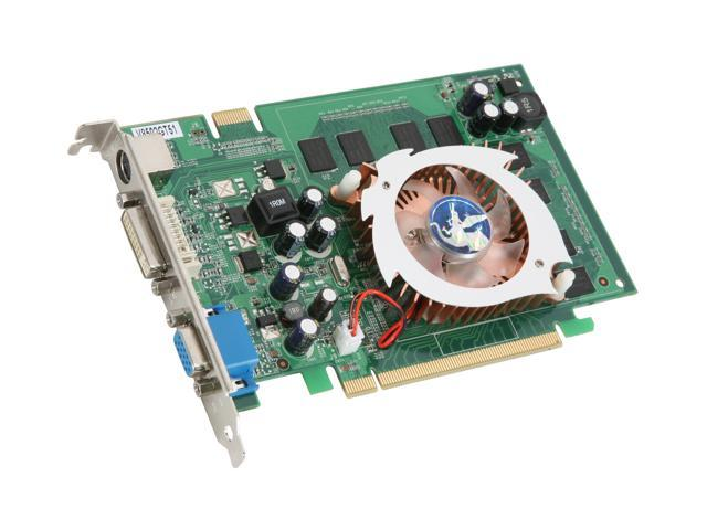 BIOSTAR GeForce 8500 GT DirectX 10 V8502GT51 Video Card