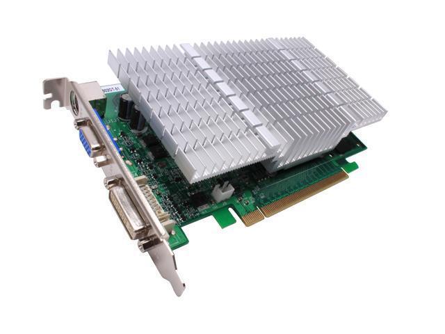 BIOSTAR GeForce 9500 GT DirectX 10 V9502GT51 512MB 128-Bit GDDR2 PCI Express 2.0 x16 HDCP Ready SLI Support Video Card