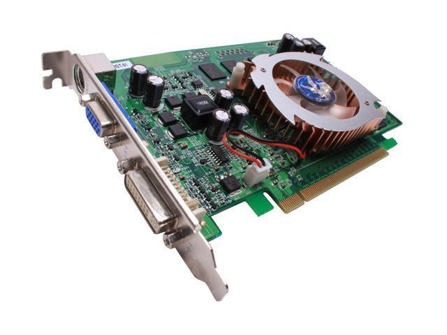 BIOSTAR GeForce 9400 GT DirectX 10 V9402GT51 Video Card